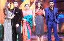 Ranbir Kapoor Anushka Sharma promote Bombay Velvet on TV show