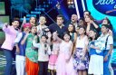 Salman Khan on the sets of Indian Idol Junior