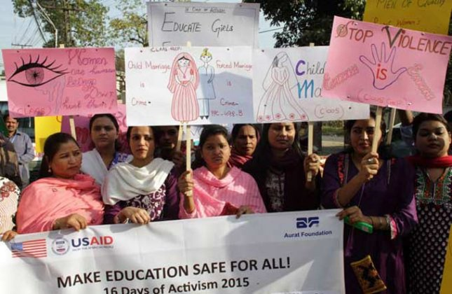 violence against women in pakistan essays