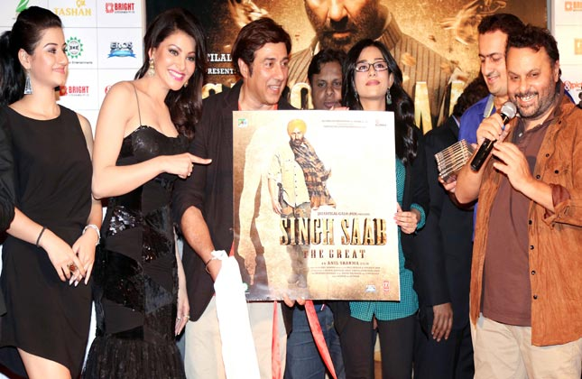 Sunny Deol is back with a bang in 'Singh Saab The Great'