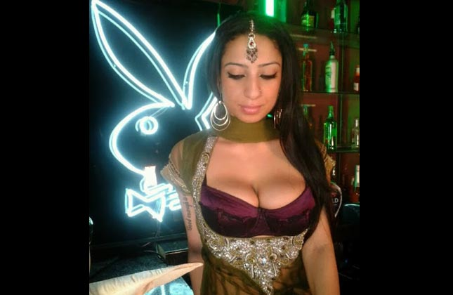 Shanti Dynamite Rules Playboy Tv Chat