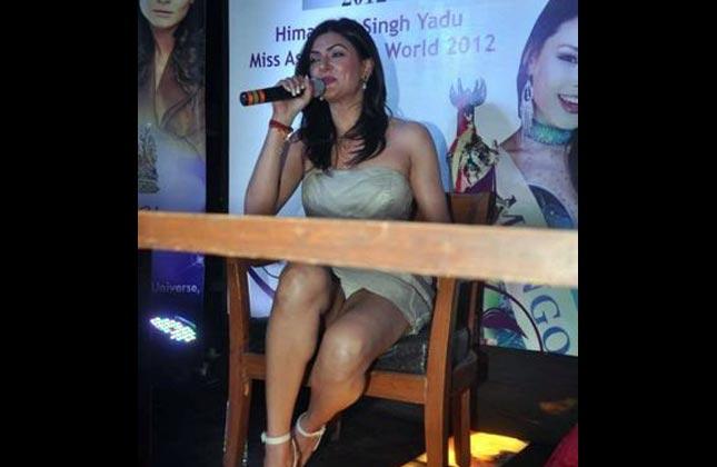 Fashion blunders of style icon Sushmita Sen page 4