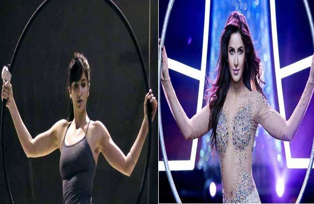 This Is How Katrina Aamir Turned Polished Acrobats For Malang