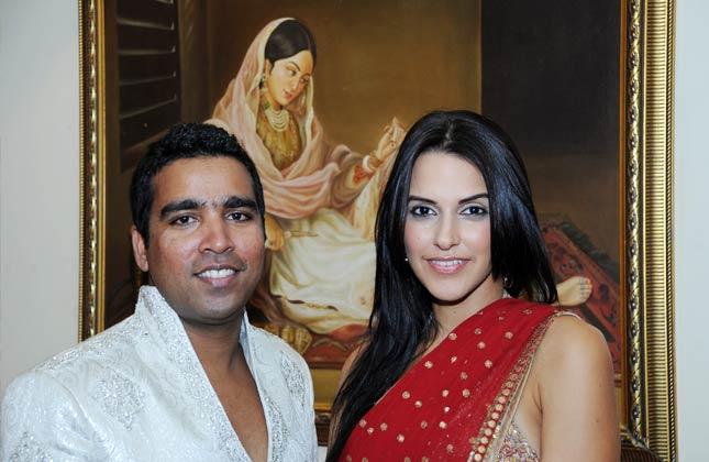 Wedding Reception & Sangeet Ceremony Of Sania Mirza