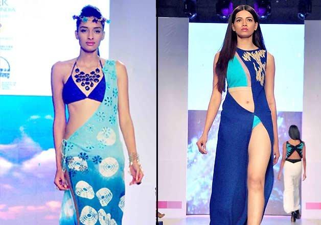 9d0a9cc2ad Apart from fashion biggies 10 student designers from Rachana Sansad School of  Fashion and Textile Design