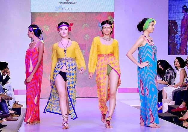 90e2356cb8 India Beach Fashion Week: Day 1