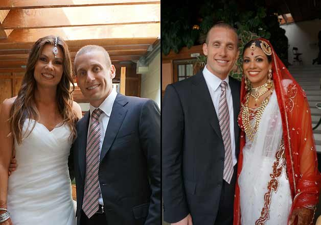 Shannon and seema wedding pictures